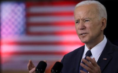 Biden's Big Infrastructure Plan Would Further Boost Renewable Energy