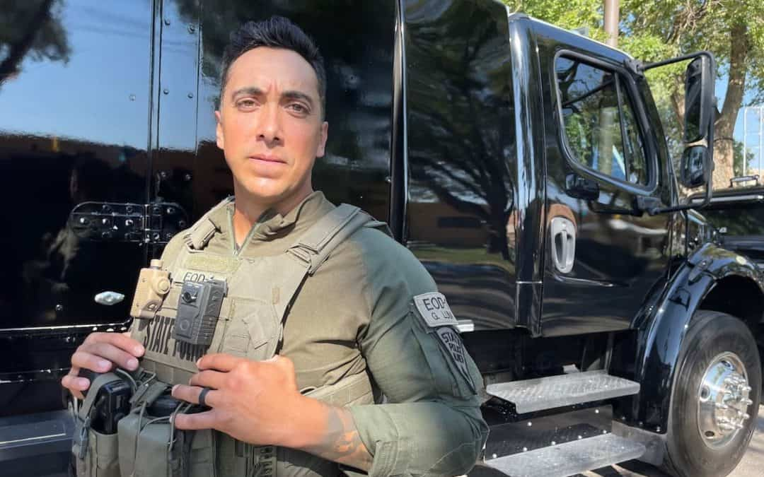 NM State Fair: Meet the NM State Police Bomb Squad