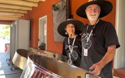 Salsa Steel welcomes you to the New Mexico State Fair